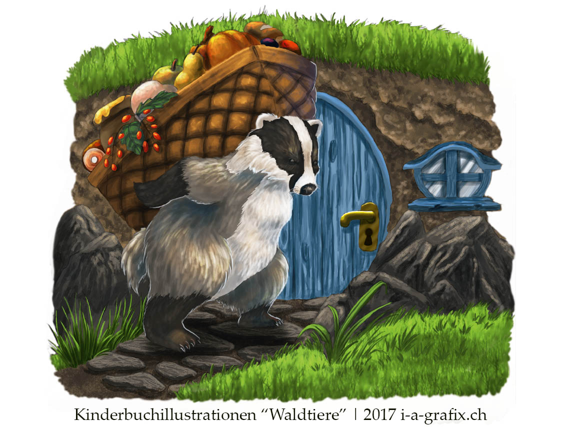Kinderbuch_Dachs